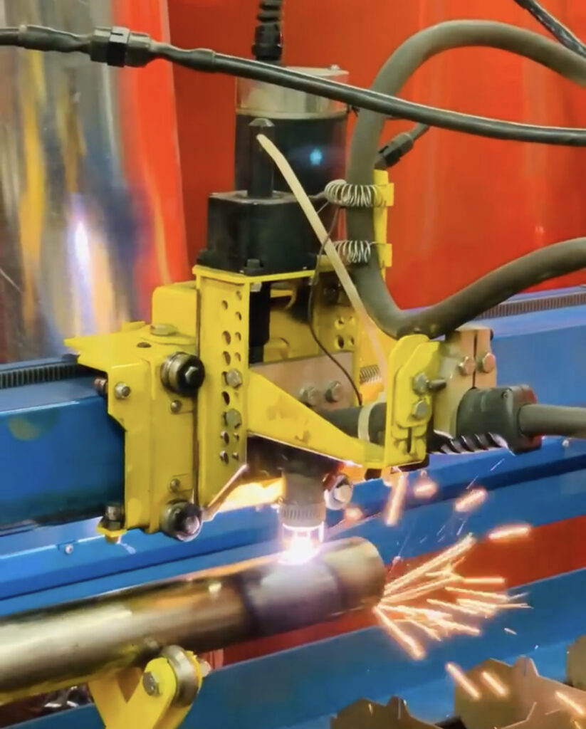 Machining & Fabrication Capabilities Our advanced technology allows us to fabricate complex shapes in a wide variety of materials. At our disposal are mills, lathes, 3 & 5 axis CNC machines, 3 axis plasma cam, tube bender, table saws vacuumform machines & every power tool you can think of.